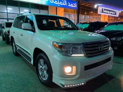 Toyota Land Cruiser 2014 Toyota Land Cruiser VXR V8 5.7-GCC From Al Fu...