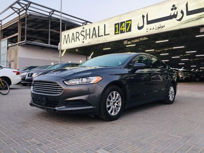 Ford Fusion 2015 2015 FORD FUSION - 0% DOWN PAYMENT - CAR VERY...