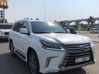 Lexus LX-Series 2016 Lexus LX 570 2016 full options for sale