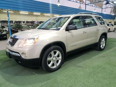 GMC Acadia 2008 GMC ACADIA 2008 GCC Spec 4x4 in great conditi...