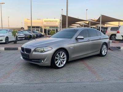 BMW 5-Series 2012 BMW 535I Twin turbo GCC