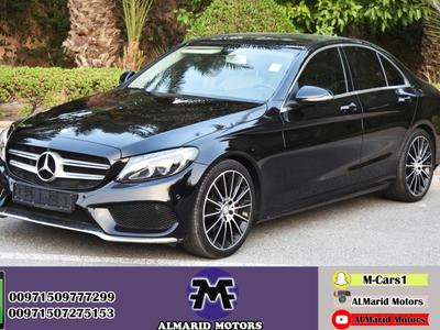 Mercedes-Benz C-Class 2017 Mercedes C 200 2017 Model AMG Kit With Warran...