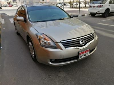 نيسان التيما 2009 Nissan altima model 2009 excellent condition ...