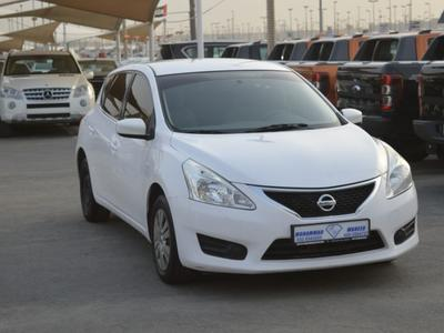 Nissan Tiida 2016 Nissan Tida / Gcc / In Prefect Conditions