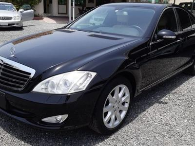 Mercedes-Benz S-Class 2009 S350   IMPORT JAPAN V.C.C  2009