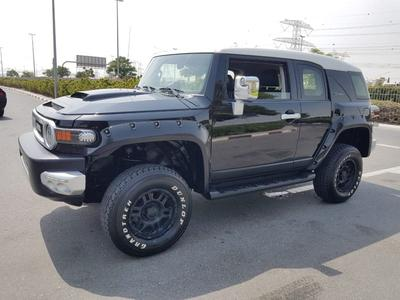 Toyota FJ Cruiser 2014 TOYOTA FJ CRUISER XTREME 2014 MODEL GCC WITH ...