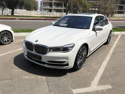 بي ام دبليو 7 - السلسلة 2016 BMW 750li 2016 MasterClass Full option With B...