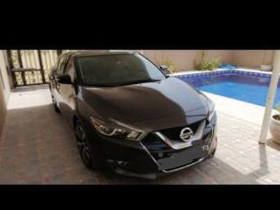 نيسان ماكسيما 2017 NISSAN MAXIMA SV TOP RANGE GCC UNDER WARRANTY...
