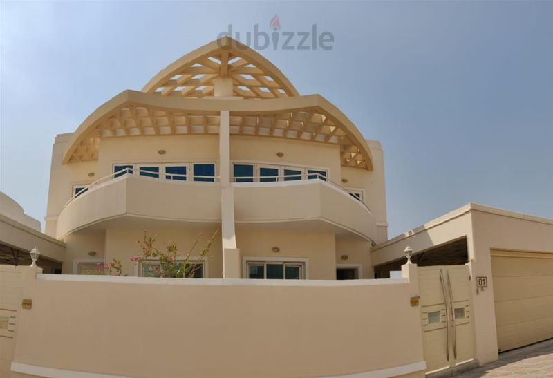 Property for Rent photos in Uptown Mirdif: EXQUISITELY LUXURY VILLA | 4 BR + MAID | SWIMMING POOL + GYM | PRIVATE ENTRANCE - 1