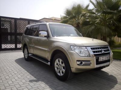 Mitsubishi Pajero 2015 Full options//Absolutely in super Amazing con...