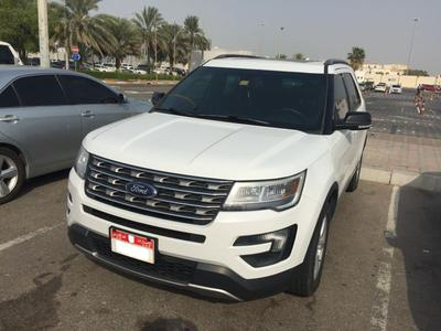 فورد إكسبلورر 2016 URGENT SALE in 3 weeks (FORD XLT)