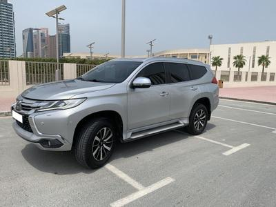 Mitsubishi Pajero 2017 Montero Sport 17 Like brand new! (Top Spec, 4...