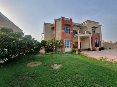 Property for Rent photos in Al Barsha South 1: HIGH QUALITY! 5 BEDS PLUS MAID VILLA WITH PVT POOL - 1