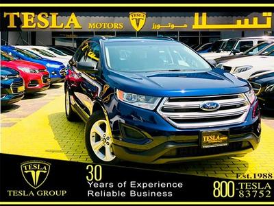 Ford Edge 2016 EDGE / 4WD / EcoBOOST / GCC / 2016 / 5 YEARS ...