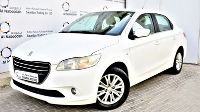 بيجو 301 2015 PEUGEOT 301 1.6L ACTIVE 2015 GCC MULTIPLE UNI...
