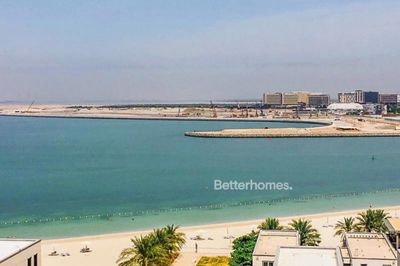 Property for Sale photos in Al Zeina: Sea View I Rare to Purchase 2BR I Al Zeina - 1