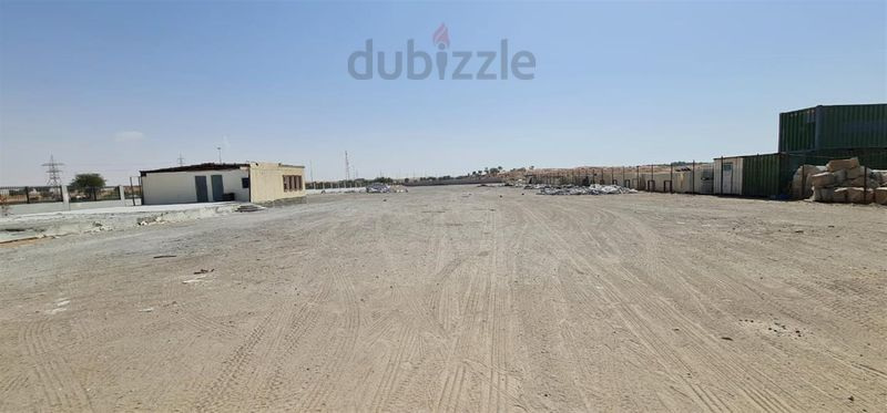 Property for Rent photos in Emirates Modern Industrial: 120000 sq ft Open Land in EMIA, Umm Al Quwain - 1