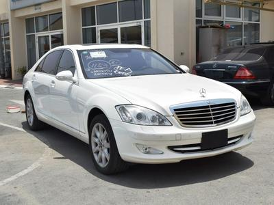 Mercedes-Benz S-Class 2007 S550L IMPORTED FROM JAPAN
