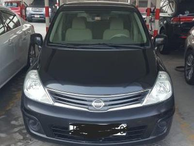 Nissan Tiida 2013 Nissan Tiida in a Neat condition, Accident fr...