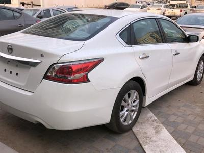 نيسان التيما 2015 Nissan Altima SV 2015 USA with back camera