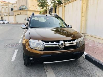 Renault Duster 2015 DASTER 2015 No accident car