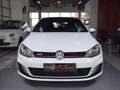 فولكسفاغن GTI 2016 VW GTI 2.0L Full Option, GCC Specs - Excellen...