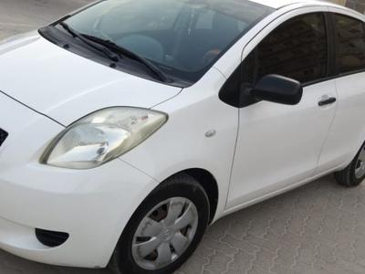 Toyota Yaris 2008 SOLD Toyota Yaris 2008 Hatchback GCC 1.3L Exc...