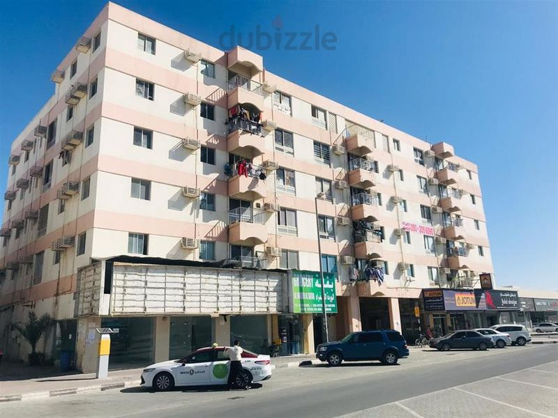 Property for Rent photos in Sharjah Industrial Area: 2 BHK FLAT FOR RENT AED 24000 (SANAYA 4 Sharjah) - 1