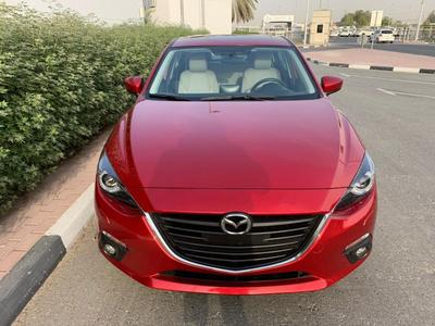 Mazda 3 2016 1.6, sunroof, Only 25k kms