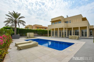 Property for Sale photos in Saheel: Fully Upgraded | Type 5 | Golf Course View - 1