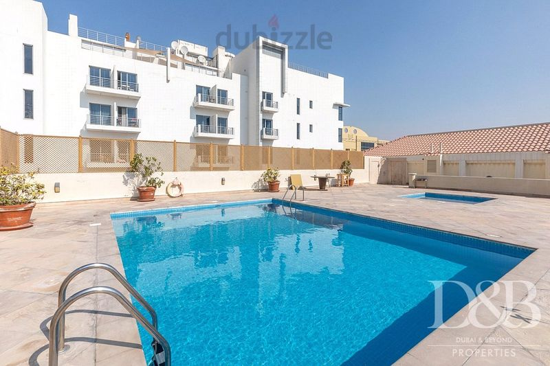 Property for Rent photos in Al Sufouh 1: Exclusive | Shared Pool | Chiller Free - 1