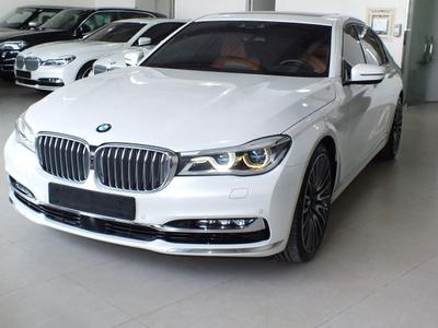 بي ام دبليو 7 - السلسلة 2016 2016 GCC LOW MILLAGE BMW 750 CHAIRMAN EDITION...