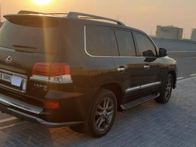 Lexus LX-Series 2015 LEXUS LX570 - PERFECT IN AND OUT