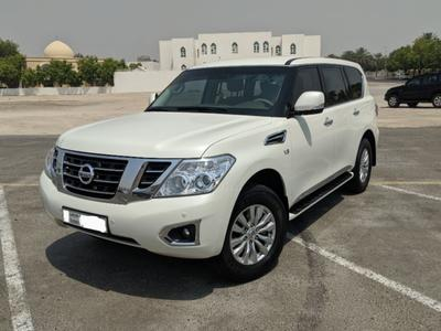 Nissan Patrol 2015 2015 Nissan Patrol Y62 Manual For Sale (FSH)