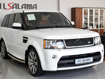 لاند روفر رينج روفر سبورت 2013 RANGE ROVER SPORT 2013 WITH AUTOBIOGRAPHY KIT