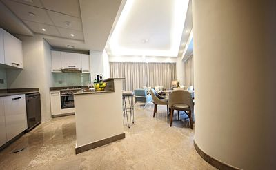 Brand new building 2 bedroom with marina view