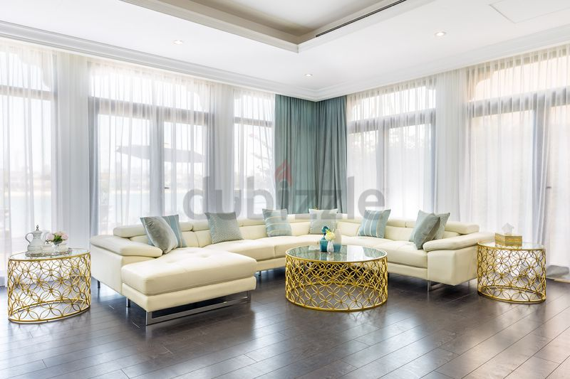 Property for Rent photos in Signature Villas Frond L: Very Spacious | Elegant Villa | With Private Pool - 1