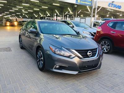 Nissan Altima 2017 2017 NISSAN ALTIMA - 0% DOWN PAYMENT -WITH SU...