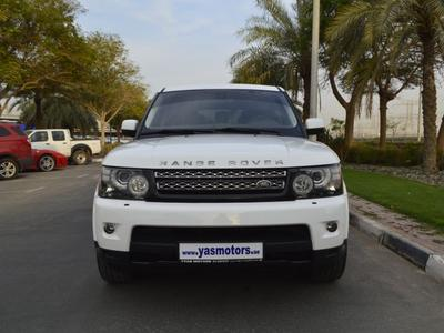 Land Rover Range Rover 2013 Range rover sport HSE 2013 without paint