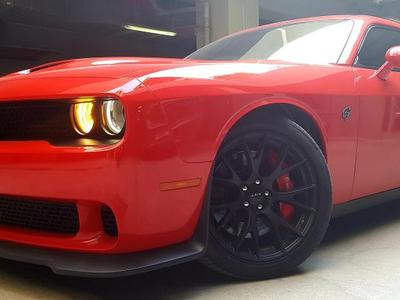 دودج تشالنجر 2015 Hellcat, SRT8, 707hp,GCC,2years agency warran...