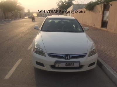 Honda Accord 2007 HONDA ACCORD FOR SALE..NO MIDDLE MAN