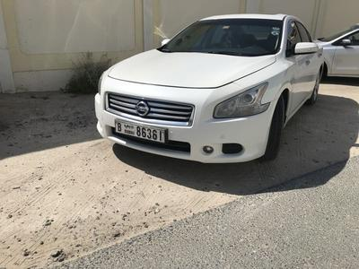 نيسان ماكسيما 2012 Nissan Maxima 2012 GCC Specs- 2nd Owner (0558...