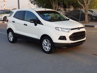 Ford Ecosport 2015 Ford EcoSport 2015 GCC in Excellent Condition...