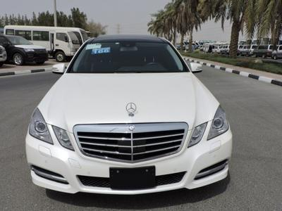 مرسيدس بنز الفئة-E 2012 A Fantastic E350 For Sale