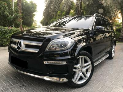 مرسيدس بنز الفئة-GL 2014 GL500 AMG 2014 FULL OPTIONS-FULL SERVICE HIST...
