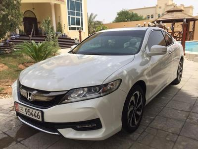 Honda Accord 2016 Honda Accord Coupe 2016 Gcc Spec Full Option