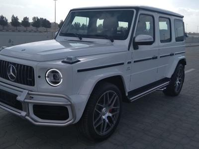 Mercedes-Benz G-Class 2019 G63 GCC 5 years warranty