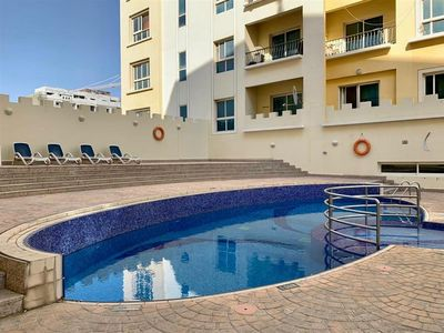 Property for Rent photos in Al Warsan 4: HOT DEAL! Decent sized 2 BHK / GYM/POOL/PARKING / WARSAN 4 - 1