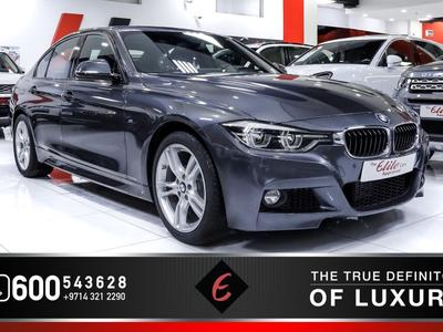 BMW 3-Series 2018 *[2018] BMW 318i MKIT - ((BRAND NEW )) - UNDE...