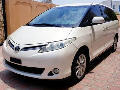 Toyota Previa 2013 TOYOTA PREVIA, 2013, 2.7L, 4 CYLINDERS, PUSH ...